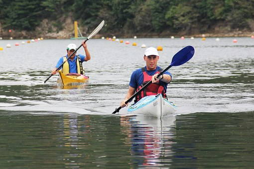 How to Get Creative with Your Cardio Routine kayak