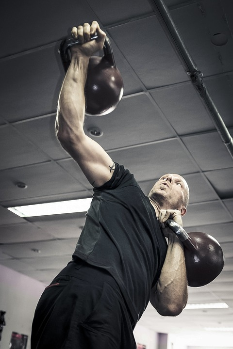 How To's Top Five Kettlebell Movements
