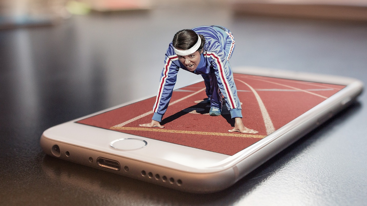 How to Make Your Phone Your Personal Trainer
