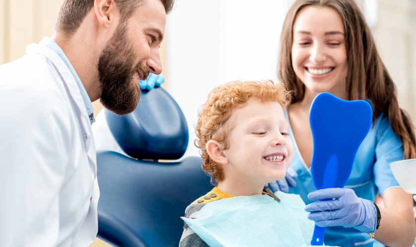 Dental Care for Kids: How to Develop Healthy Oral Hygiene Habits Early