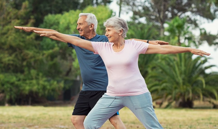 Stay Lithe and Limber with These Strength Exercises for Seniors