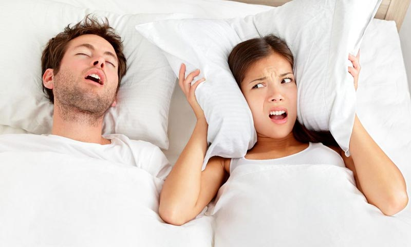 8 Effective Snoring Aids to Help You Sleep Better