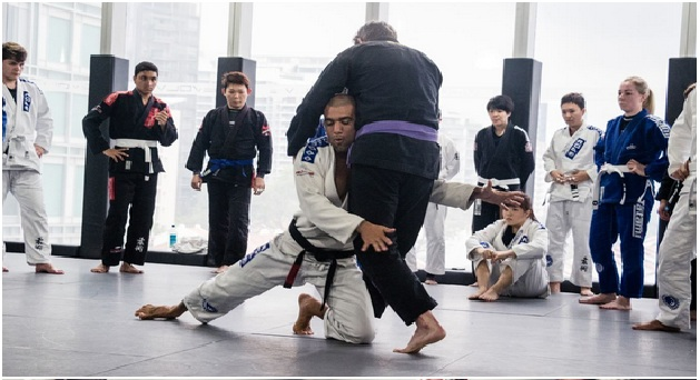 How Many Calories Are Burnt in BJJ Session?