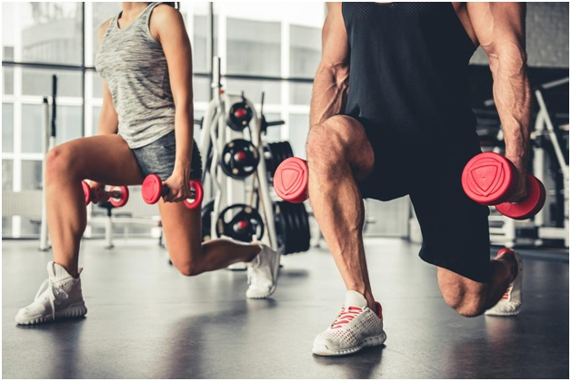 What is the role of fat metabolism in the exercise?